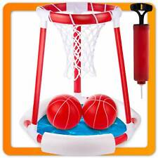 Swimming Pool Basketball Floating Schwimmender Basketballkorb Schwimmbad Zubehör