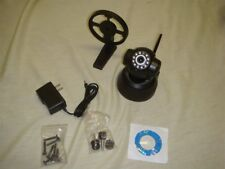 CCTV WIRELESS IP CAMERA ID520 NETWORK SECURITY CAMERA - READ!