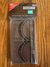 FALLER HO-Scale 4 Arcades with fitting railings 567 Arkaden BRAND NEW, sealed!