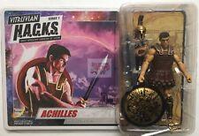 "ACHILLES (MYRMIDON KING) Boss Fight Studio VITRUVIAN HACKS 4"" Inch FIGURE"