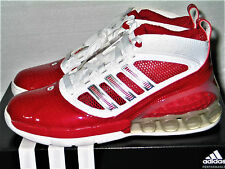Adidas Rapid Bounce Promo S-8.5 Red and White NIBWT