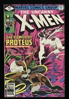 Uncanny X-Men #127, FN/VF 7.0, The Power of Proteus