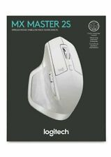 Logitech MX Master 2S Wireless Mouse/Bluetooth Mouse for Mac and Windows - Light