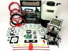 Dual 21 Plate HHO Dry Cell Kit W/ Electronics HydroCell Electrolysis