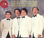 Beethoven: The Complete String Quartets (CD, 9 Discs, RCA Victor)