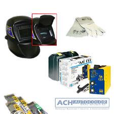 GYSMI 135 E-Hand TIG Inverter Elektrode 130A MMA GYS VORTEILSSET VIEL ZUBEHÖR