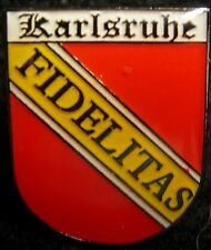 Karlsruhe - German Hat Lapel Pin HP6012