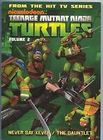 Teenage Mutant Ninja Turtles Animated 2 TPB GN IDW 2013 NM