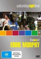 Saturday Night Live - Best Of Eddie Murphy (Brand New Region 4 DVD, 2003)