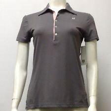 Women's Polo Shirt ELEVEN by VENUS WILLIAMS Gray Small S Medium M Large L NWT