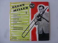 """GLENN MILLER """" ENREGISTREMENTS ORIGINAUX """"  RCA DISQUE VINYLE 33 TOURS LP 25 CM"""
