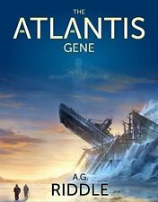 The Origin Mystery: The Atlantis Gene Bk. 1 by A. G. Riddle (2013, Paperback)