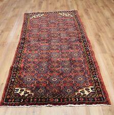 Traditional Vintage Wool 217 x 110cm Oriental Rug Handmade Carpet Rugs