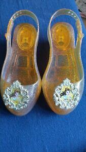 Disney Belle Girls Dress Up Shoes