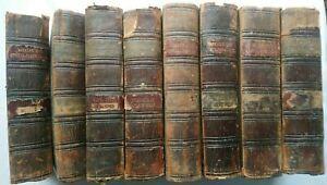 CHARLES ANNANDALE BLACKIE'S MODERN CYCLOPEDIA UNIVERSAL INFORMATION VOL SET 1898