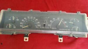 Speedometer Excluding Ultra With Gauges Cluster Fits 91-92 PARK AVENUE 437