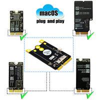 Mini PCI-E Adapter 12+6 Pin WiFi Converter Module for BCM943602CS BCM94360CS2