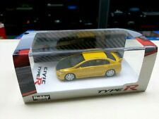 Honda Civic Type R (FD2) Sunlight Yellow Hobby JAPAN 1/64 #HJ641003ACY