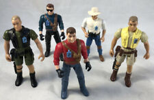 1993 Jurassic Park People Action Figure Lot Kenner Lot of 5