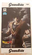 Figura Son Goku Dragon Ball Z Banpresto Grandista resina pvc resolution soldiers