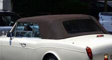1962-92 Rolls-Royce Corniche CONVERTIBLE TOP EVERFLEX VINYL