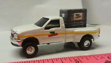 1/64 CUSTOM Ford f350 dekalb TRUCK WITH probox of dekalb Seed corn ERTL farm toy