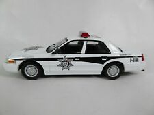 Ford Crown Victoria Police Mexicaine 1/43 -Ist Voiture miniature Diecast PM26