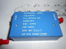 HP 0960-0638 ISOLATOR NEW OLD STOCK