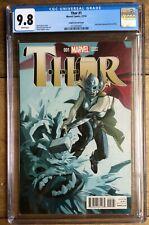 Thor #1 Staples Variant Cover CGC 9.8 2137052007