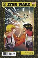 STAR WARS #38 40TH ANNIVERSARY VARIANT MARVEL COMICS LUKE SKYWALKER