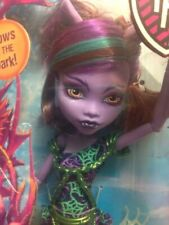 Monster High Great Scarrier Reef, Clawdeen Wolf, Mint In Box, Rare, Vhtf