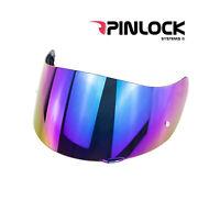 Visiera per agv arcobaleno k1 k3-sv s-4-sv k5 k5s Stealth-Sv pinlock ready