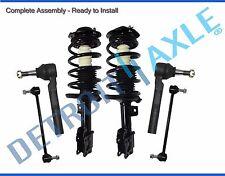 New 6pc Complete Front Quick Strut & Spring Suspension Kit for G6 Malibu & Aura