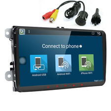 "9"" Android 6.0 2Din Car Radio Stereo NO DVD Player GPS Multimedia Wifi 3G for VW"