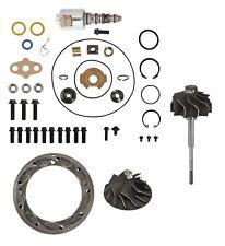 6.0L 04.5-Early 05 Ford Powerstroke Master Turbo Rebuild Kit Cast Wheel