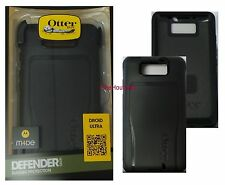 OtterBox Defender Series Case for Motorola Droid Ultra, Black, 77-31052
