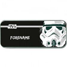 Star Wars - Personalizado Metal Lápiz Lata (Tropas Asalto Pintura)