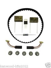 KENWOOD CHEF 901E 901D EXCEL & KM EXTENSIVE MOTOR REPAIR KIT, GUIDE & SUPPORT