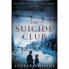New, The Suicide Club, Williams, Andrew, Book