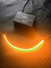 """Amber 12"""" Pedalboard LED Strip"""