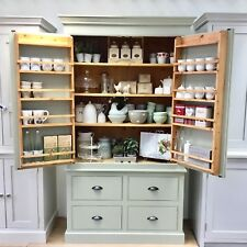 Larder Cupboard - Bespoke Uppingham Style - Made To Order In The Midlands Uk