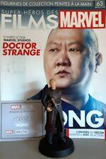 MARVEL MOVIE COLLECTION #63 Wong Figurine (Doctor Strange) EAGLEMOSS franz. Maga