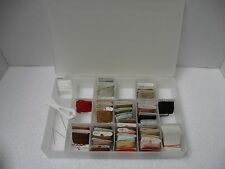 SEWING EMBROIDERY THREAD & CASE ~ NEEDLES & CARDS ~ NEEDLEPOINT CROSS STITCH