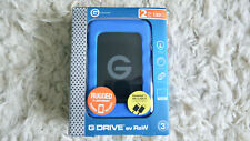 G-Technology G-DRIVE ev RaW v2 External HD 2Tb Boxed
