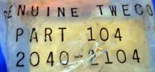 TWECO, 104, MIG WELDING REAR CONNECTOR BLOCK, NIB