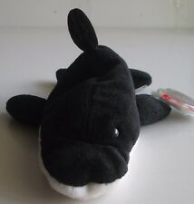 TY BEANIE BABY, SPLASH, the ORIGINAL WHALE  1993  RETIRED,  great condition
