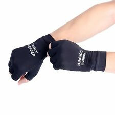 Size M-Copper Compression Arthritis Recovery Gloves For Hands-pair durable