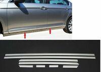 VW Passat B8 2015 Limousine Variant Chrom Seitenleiste Türleisten 8tlg Edelstahl