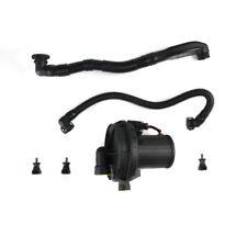 Secondary Air Pump + 3x Mount + Hose Set For VW Passat 03-05 1.8T AWM 06A133567A