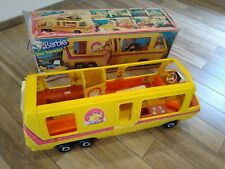 Barbie Mattel Camping Car Star Traveler Vintage 1976